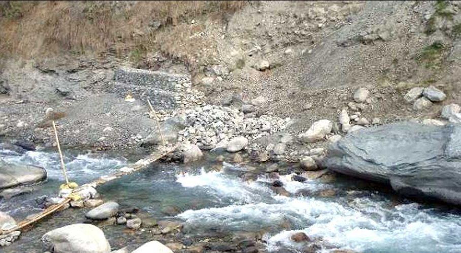 राहुघाट जलविद्युत् आयोजना : सुरुङ र बाँध निर्माण सुरु