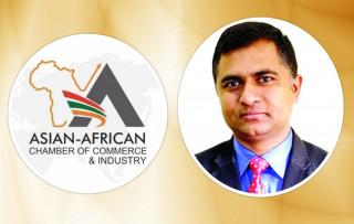 एशिएन अफ्रिकन चेम्बर अफ कमर्शमा डा. पोखरेल, एशिया र अफ्रिकाका मुलुुकहरूमा व्यवसाय प्रवर्द्धन